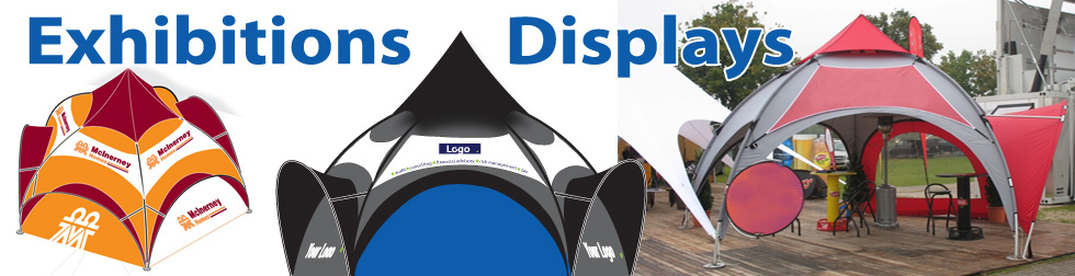 Exhibition / Signage / Display / Retail graphics